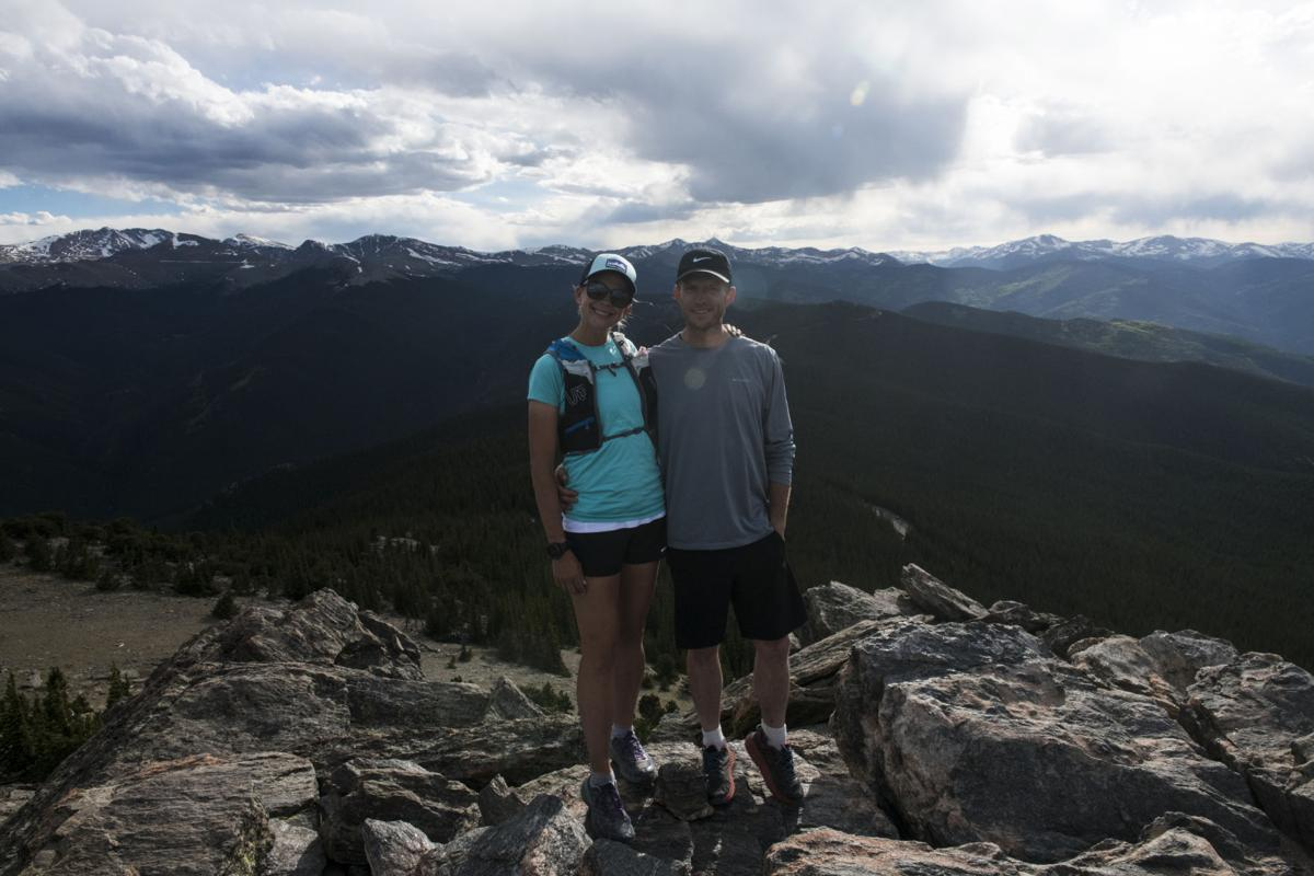 They were addicts. Now they are Colorado's mountaineering power couple.