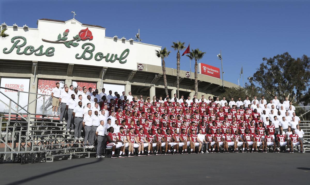 Rose Bowl Oklahoma Football