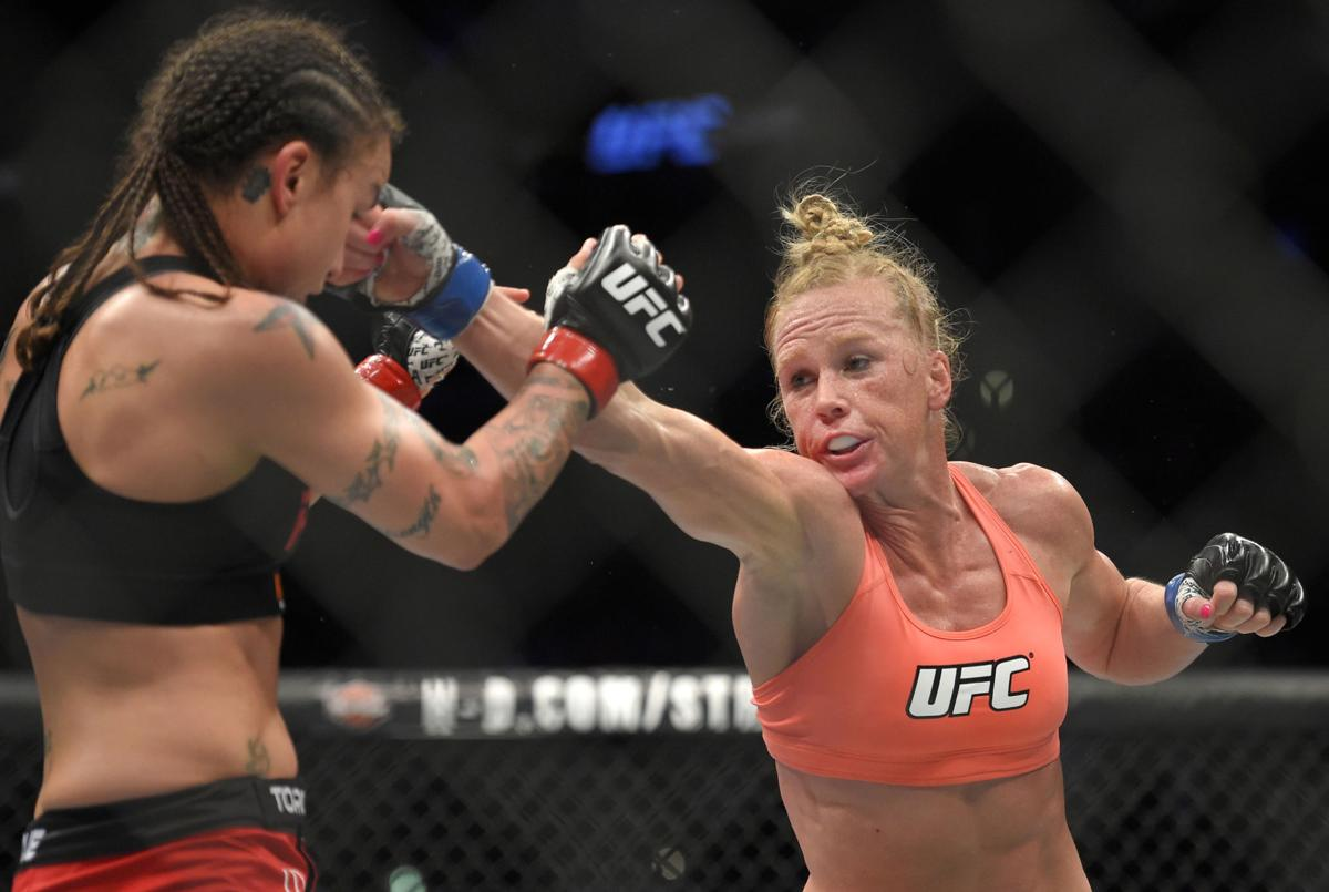 Raquel Pennington, Holly Holm