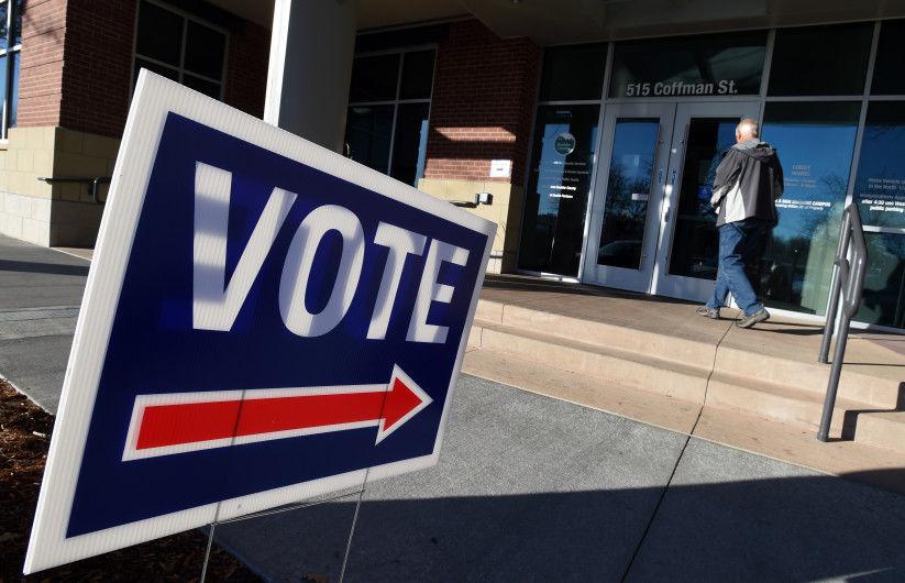 2016 Election Colorado Voting