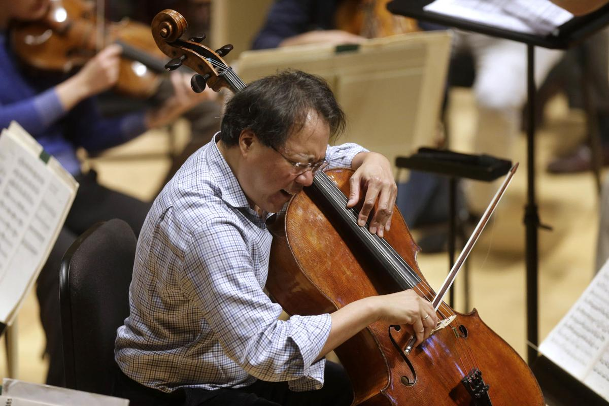How Yo-Yo Ma helped Colorado Springs cope with 9/11