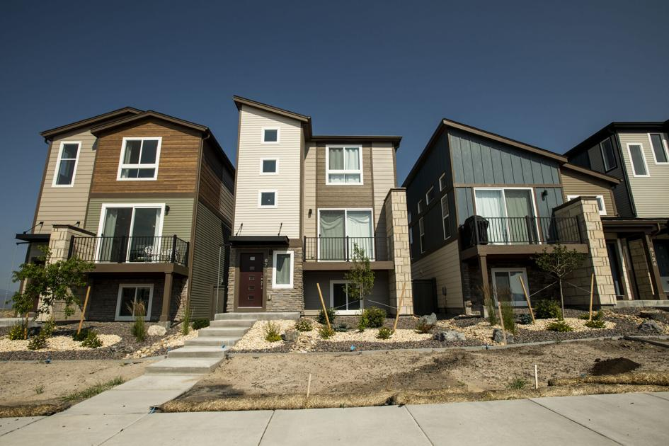 Colorado Springs builders tout new, urban-style homes as more affordable alternative