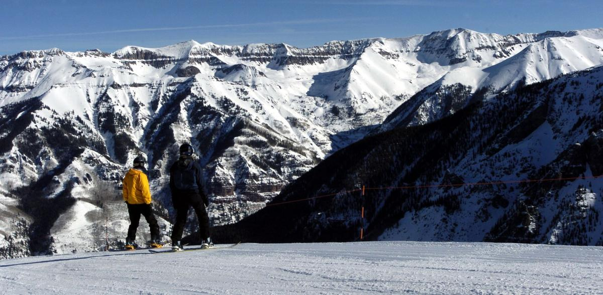 Skiing Colorado: Slopes legendary near this iconic town