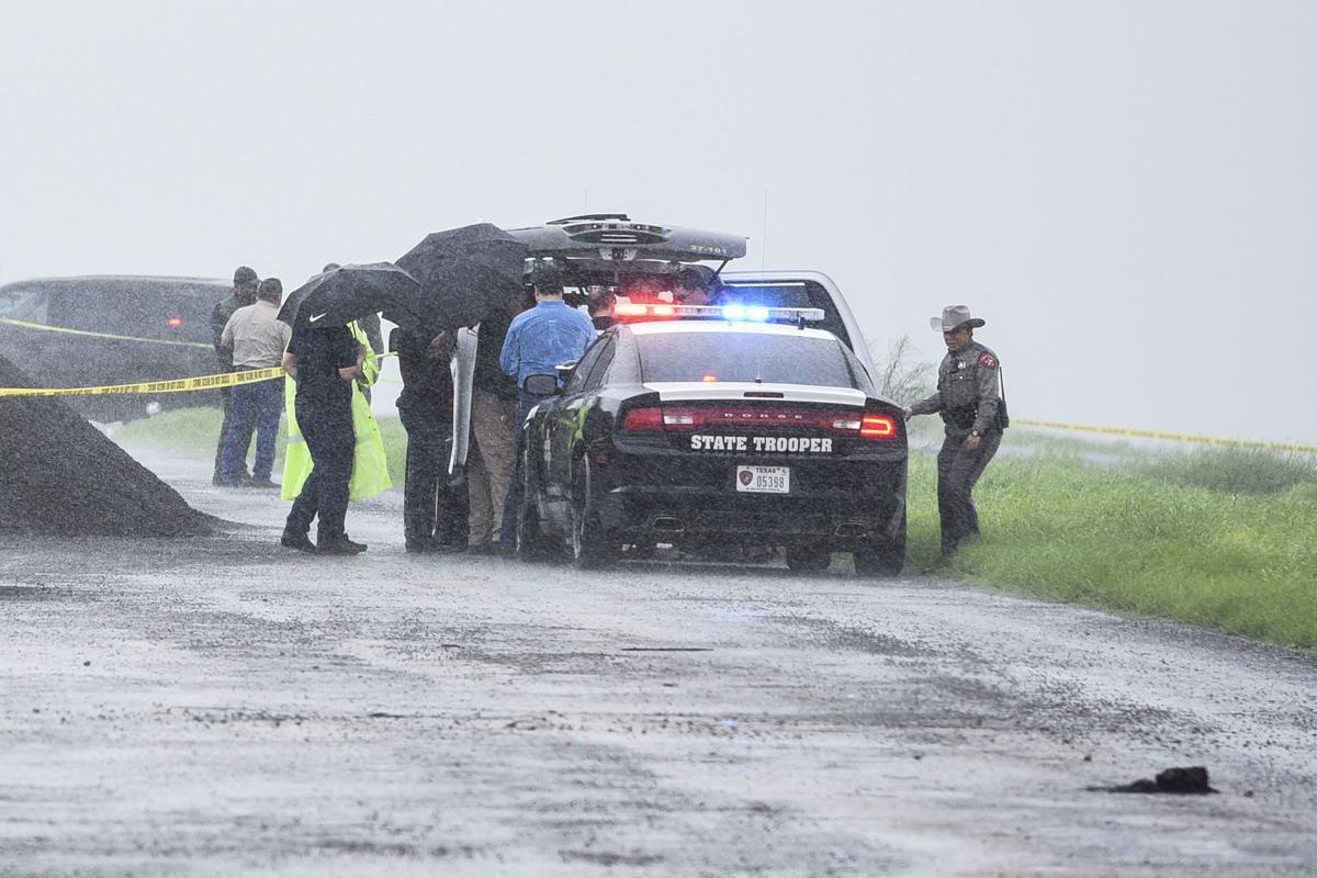 Border agent suspected of killings 4 women