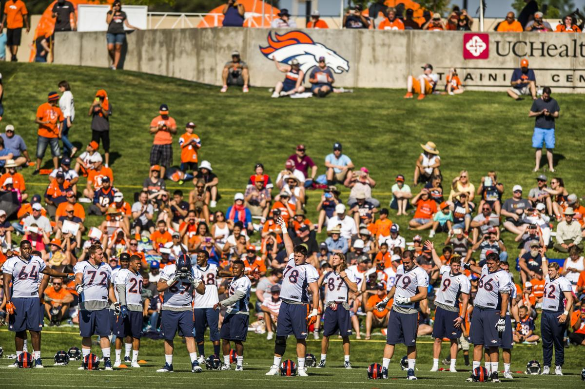 BRONCOS TRAINING CAMP