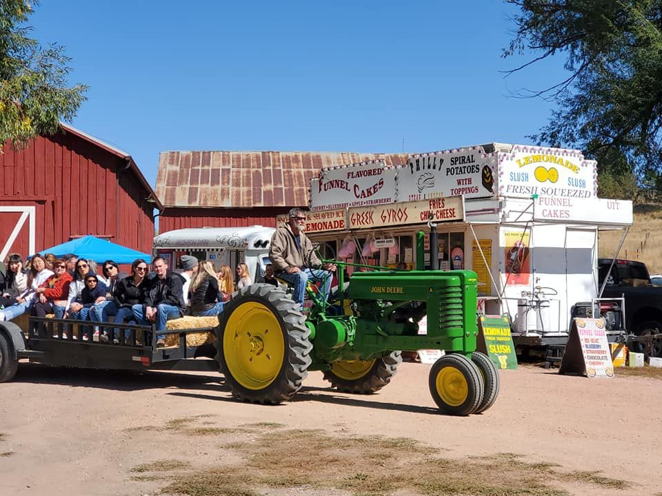 WMMI's Harvest Festival rings in fall
