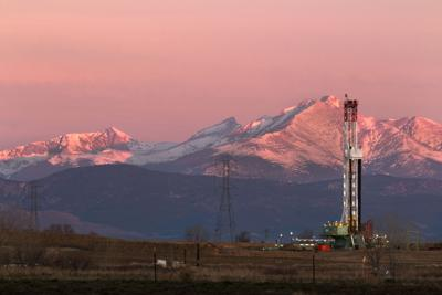 Colorado drilling oil gas