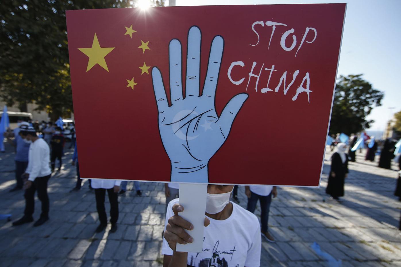 China US Explaining Genocide Charge
