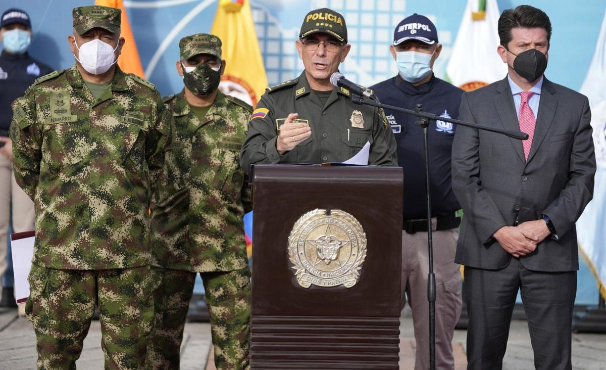 US military trained Colombian soldiers arrested in assassination of Haitian president, Pentagon says