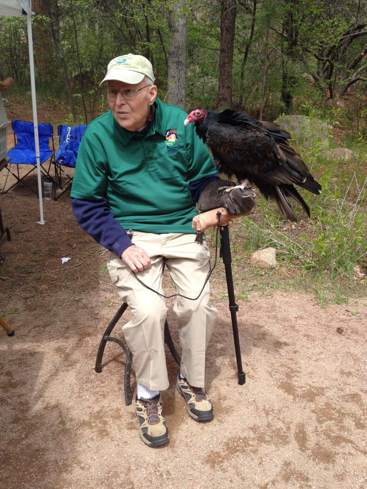 Nature and Wildlife Discovery Center in Pueblo turkey vulture