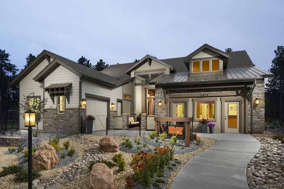 Vantage Home presents stunning new lots and model homes