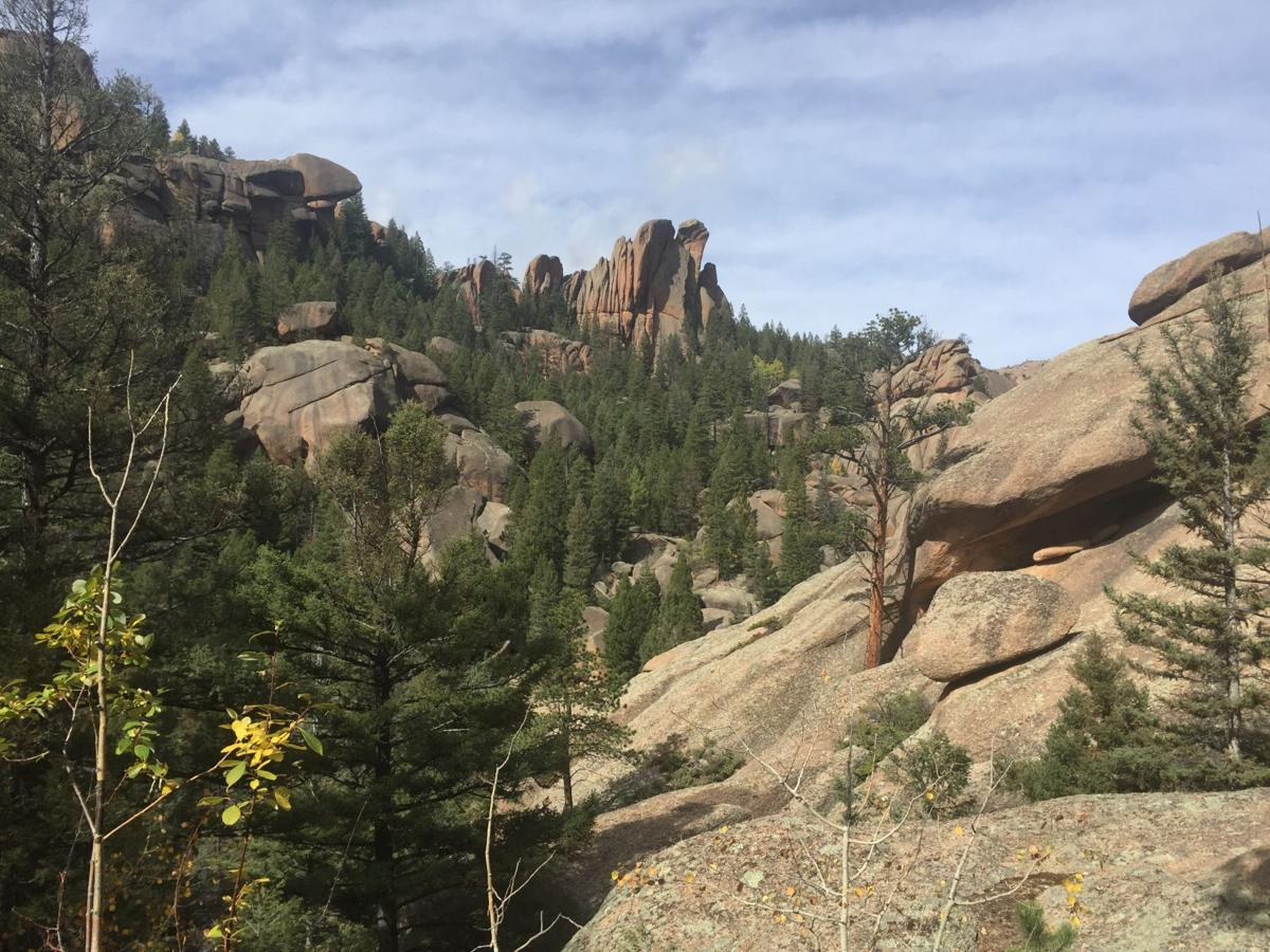Happy Trails: An introductory hike in Lost Creek Wilderness