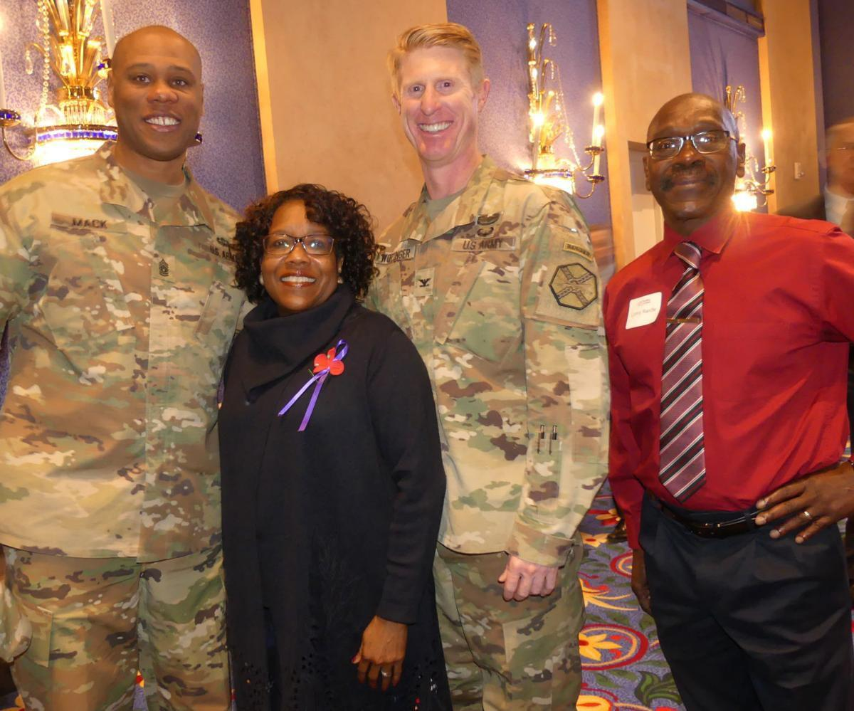 Peak Military Care Network honors the brave in second annual breakfast event