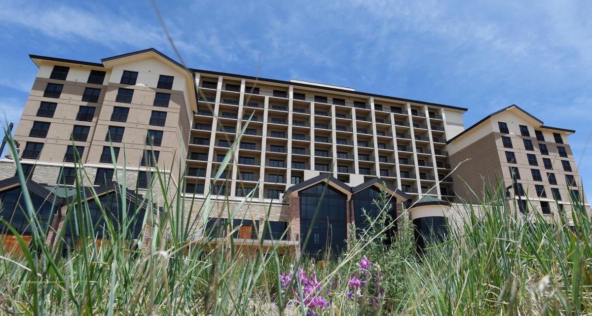 The Renaissance Hotel is going up for sale again soon. Thursday, May 29, 2014. (The Gazette/Jerilee Bennett)
