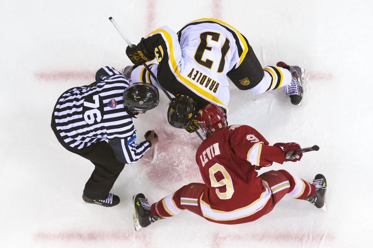 CC vs Denver hockey