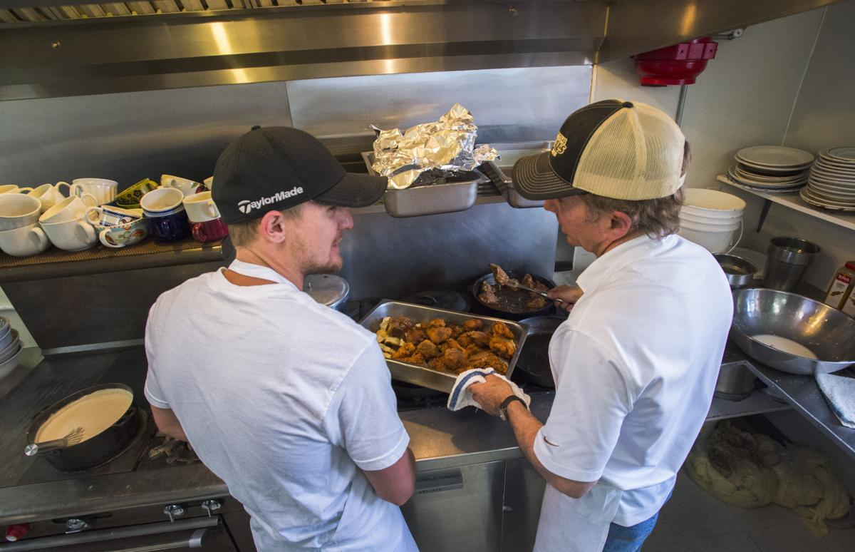 With its fried chicken and mud walls, Juniper Valley Ranch remains timeless in Colorado Springs hills