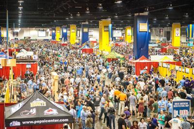 Beer nerds flocking to Denver for 35th Great American Beer Festival (copy)