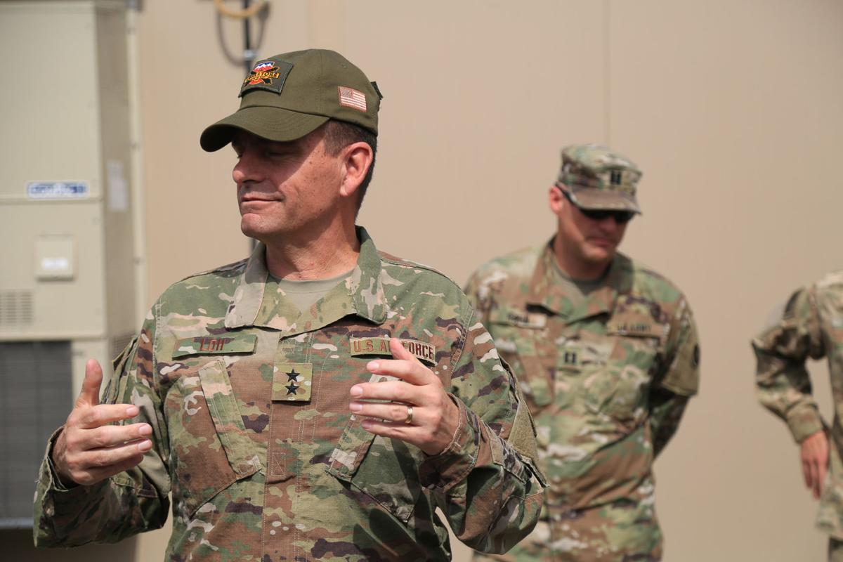 Guard counters tradition with full ranks amid economic boom