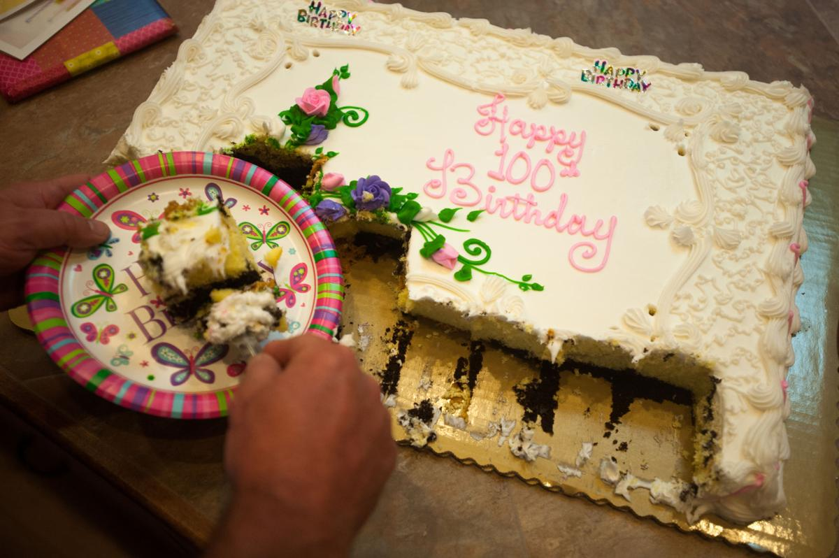 Pleasing Four Generations Gather In Colorado Springs To Celebrate Womans Funny Birthday Cards Online Necthendildamsfinfo