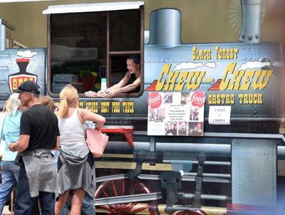 Black Forest Chew Chew Gastro Truck