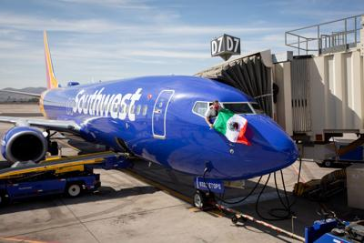 Southwest Airlines aircraft