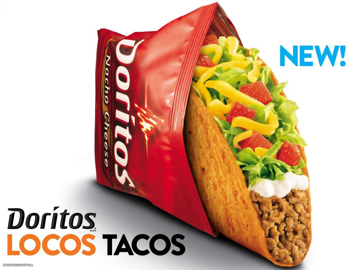 Drive-thru review: Doritos Locos Tacos get fiery