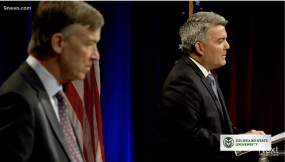 Gardner Hickenlooper last debate