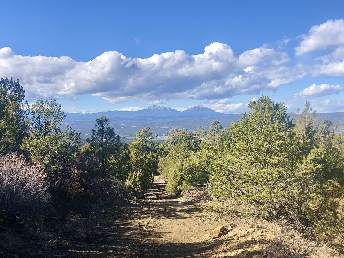 A hike through the newest state park