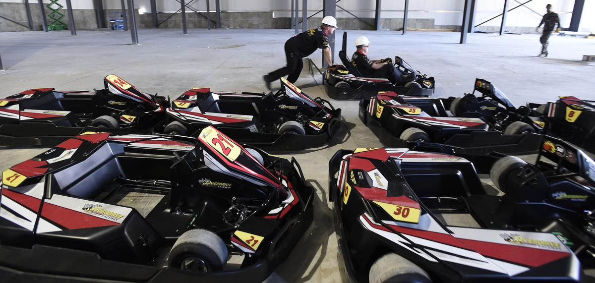 Go Karts Colorado Springs >> Electric Go Kart Complex Set To Start Its Engines Next Month In