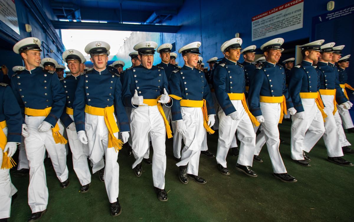 Air Force Graduation >> Photos Air Force Academy Graduation 2015 Military Gazette Com