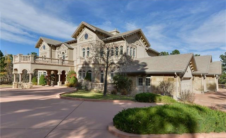 Tour The 13 Most Expensive Homes For Sale Around Colorado Springs