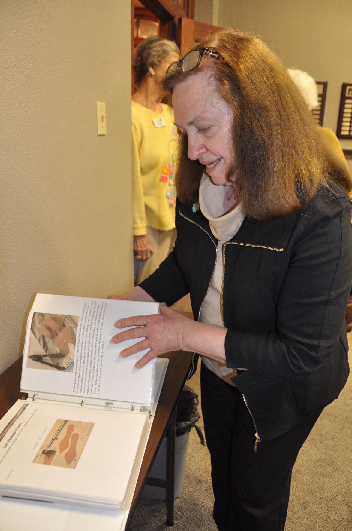 Author Kay Esmiol