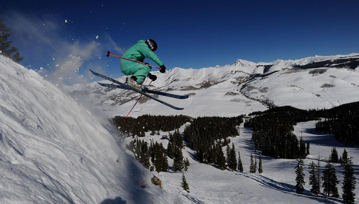 Skiing Colorado: Crested Butte Mountain Resort