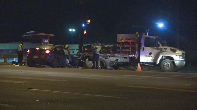Fatal crash in east Colorado Springs is area's second in two days