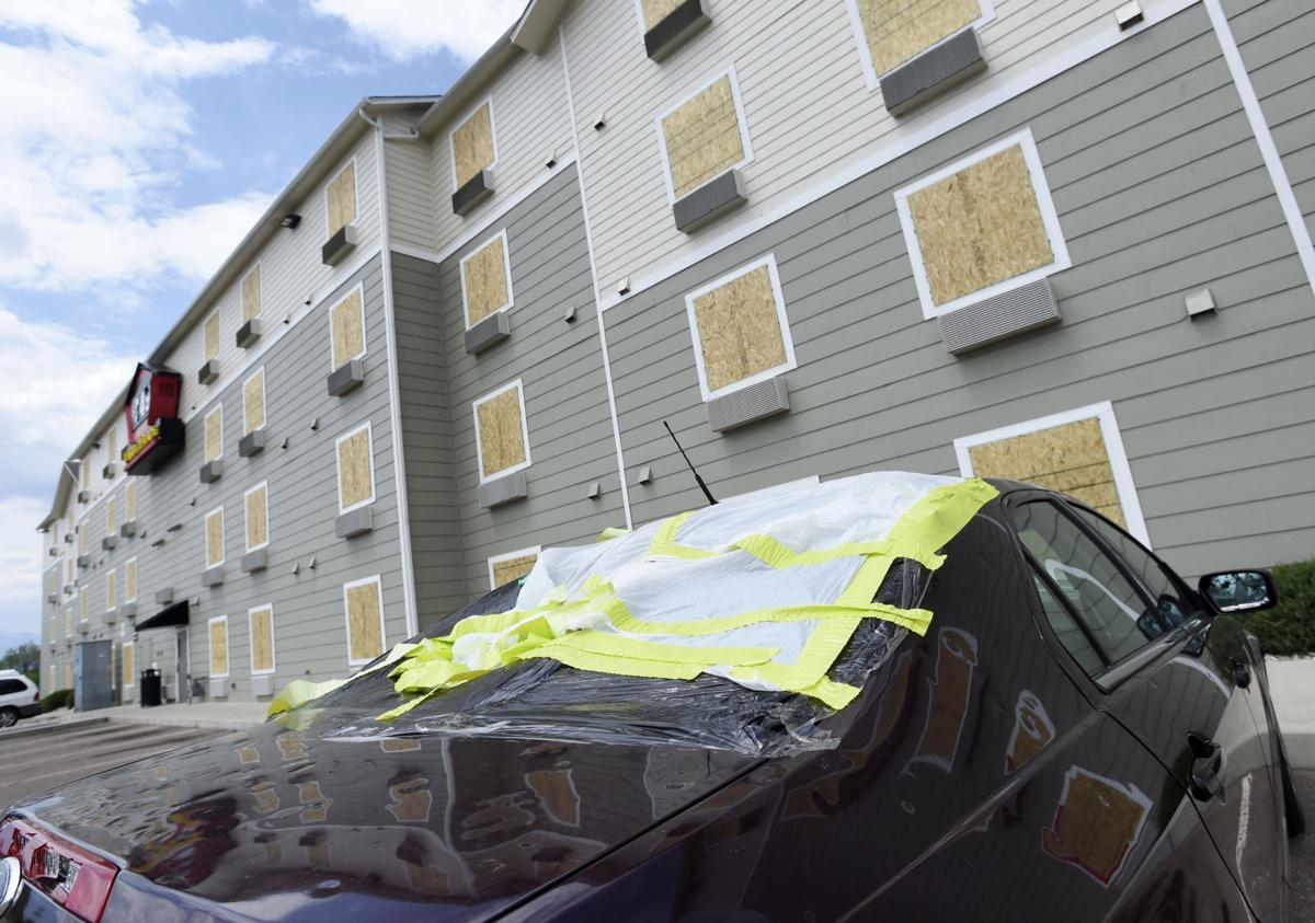 Colorado Springs hailstorm has wreaked havoc, caused millions of dollars in damage