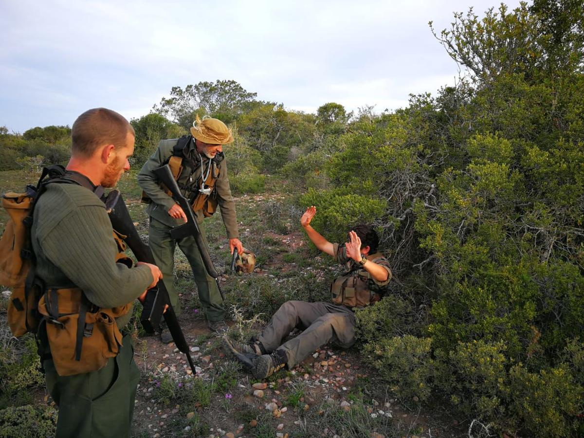 Simulated arrest and search procedures.JPG