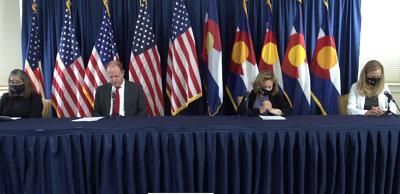 Colorado Hits Grim High For New Coronavirus Cases Colorado Springs News Gazette Com