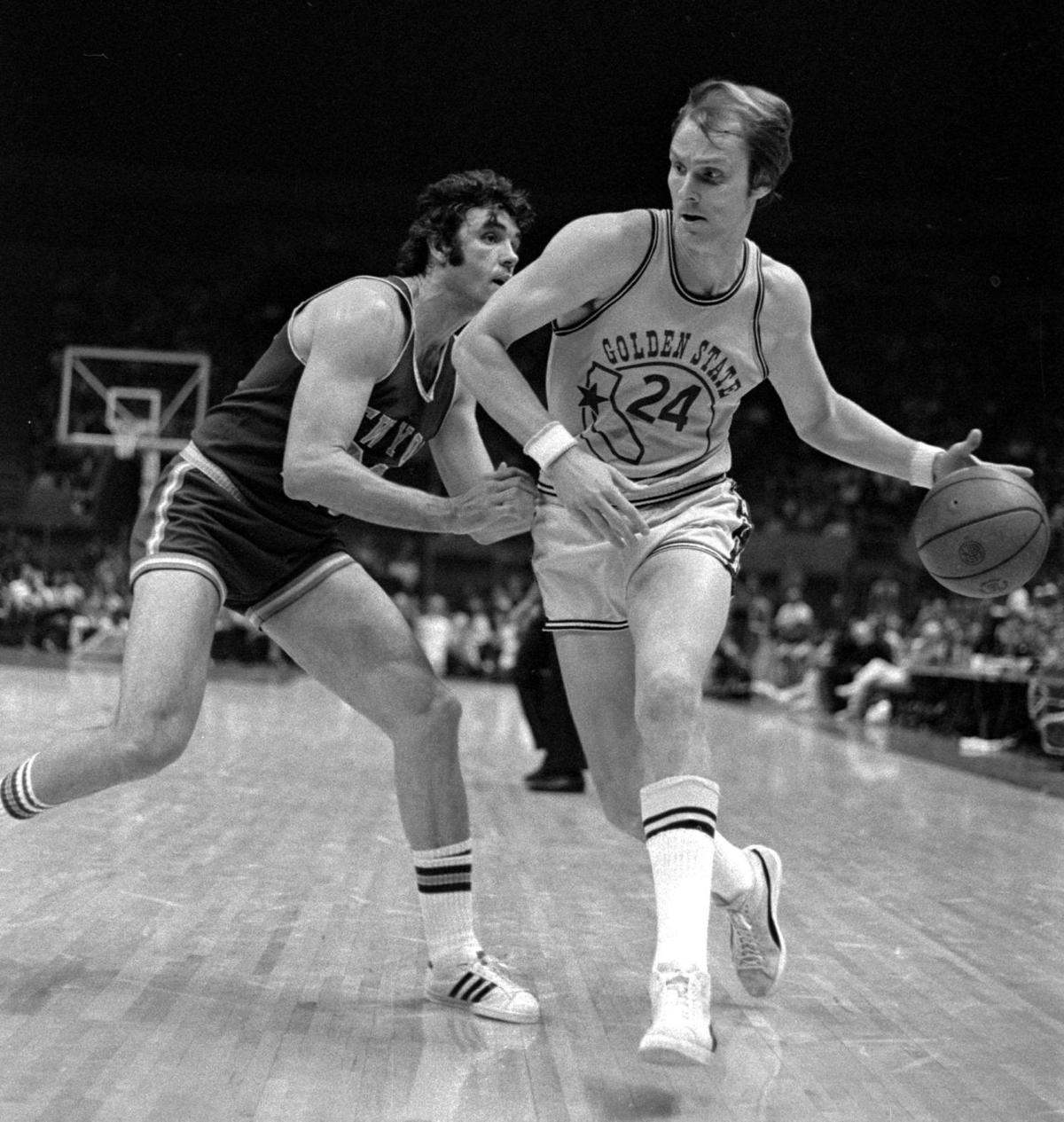 Ramsey: Rick Barry remembers Warriors last march to NBA Finals ...
