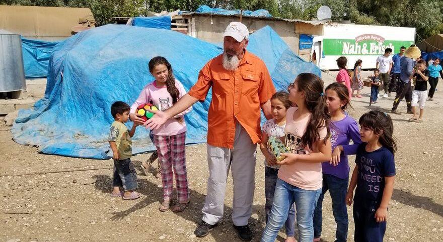 Michael Parks - Global Hope Network International
