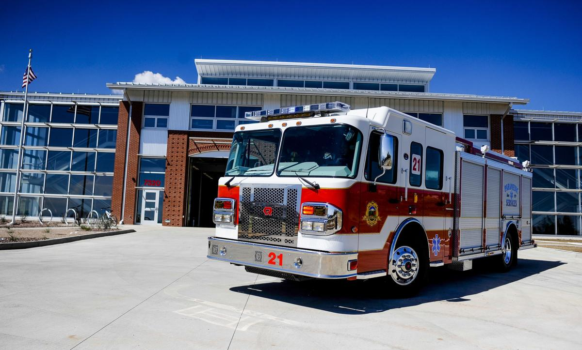 LEED FIRE STATION