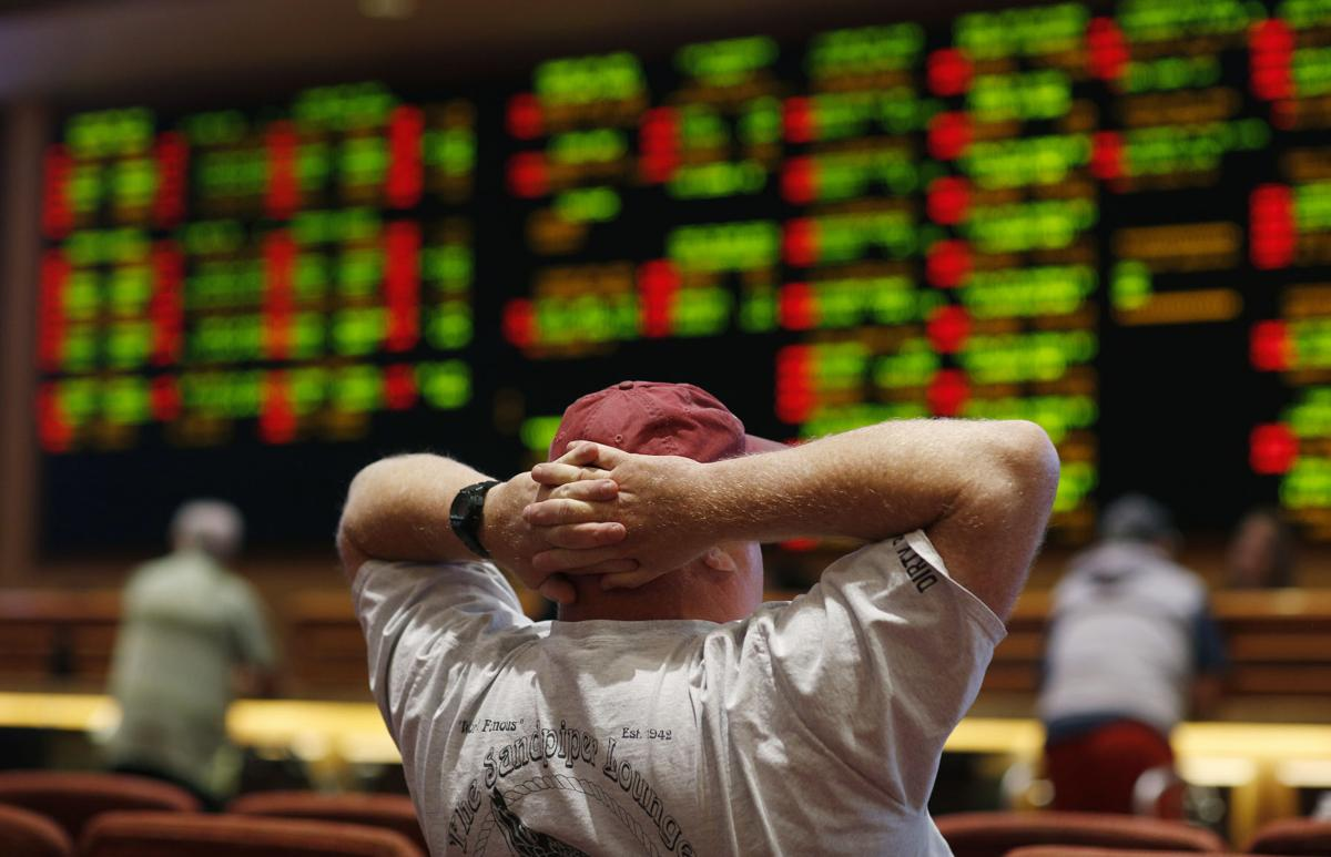 Attorney general says state Constitution doesn't bar sports gambling, but ...