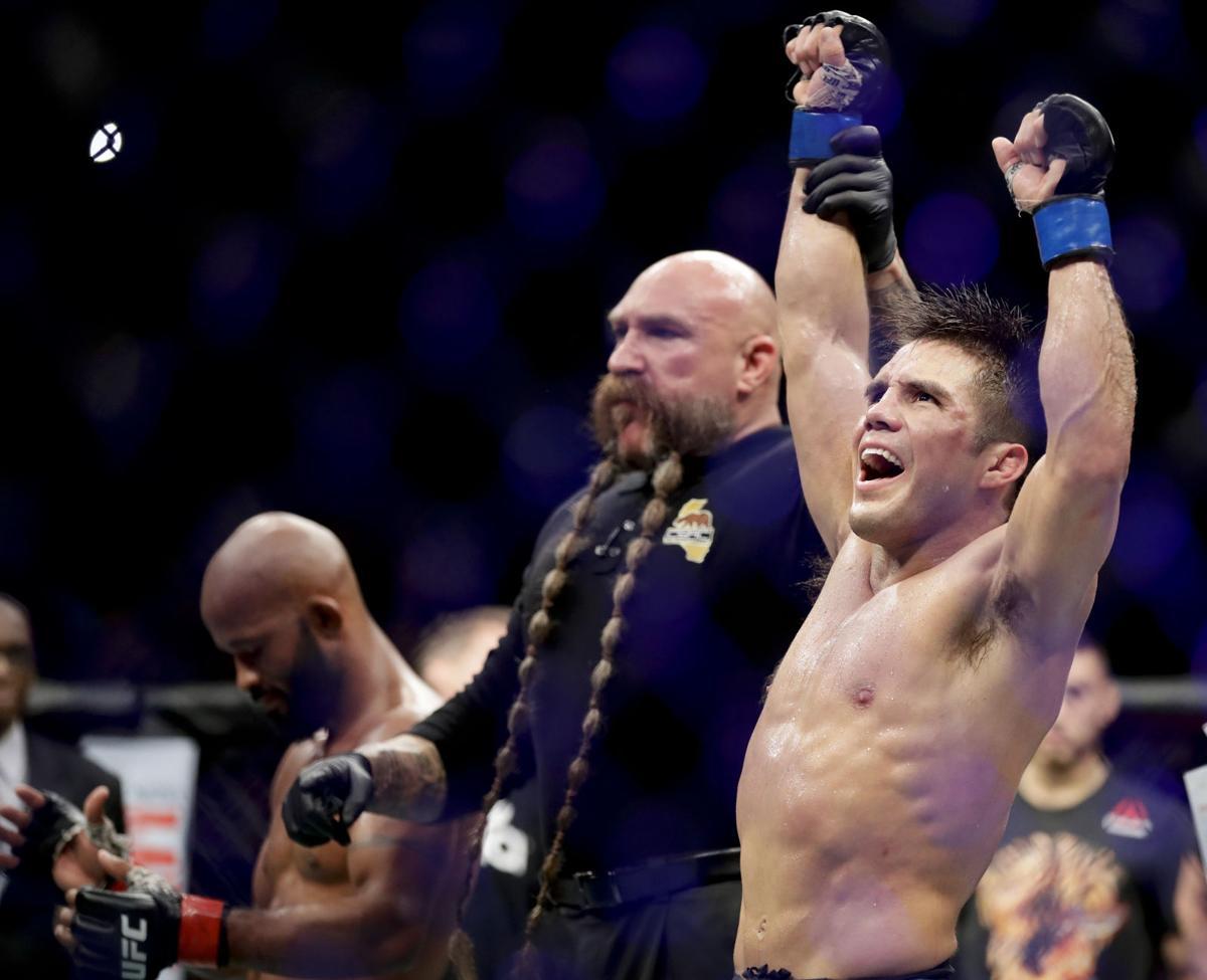 UFC 227 Mixed Martial Arts