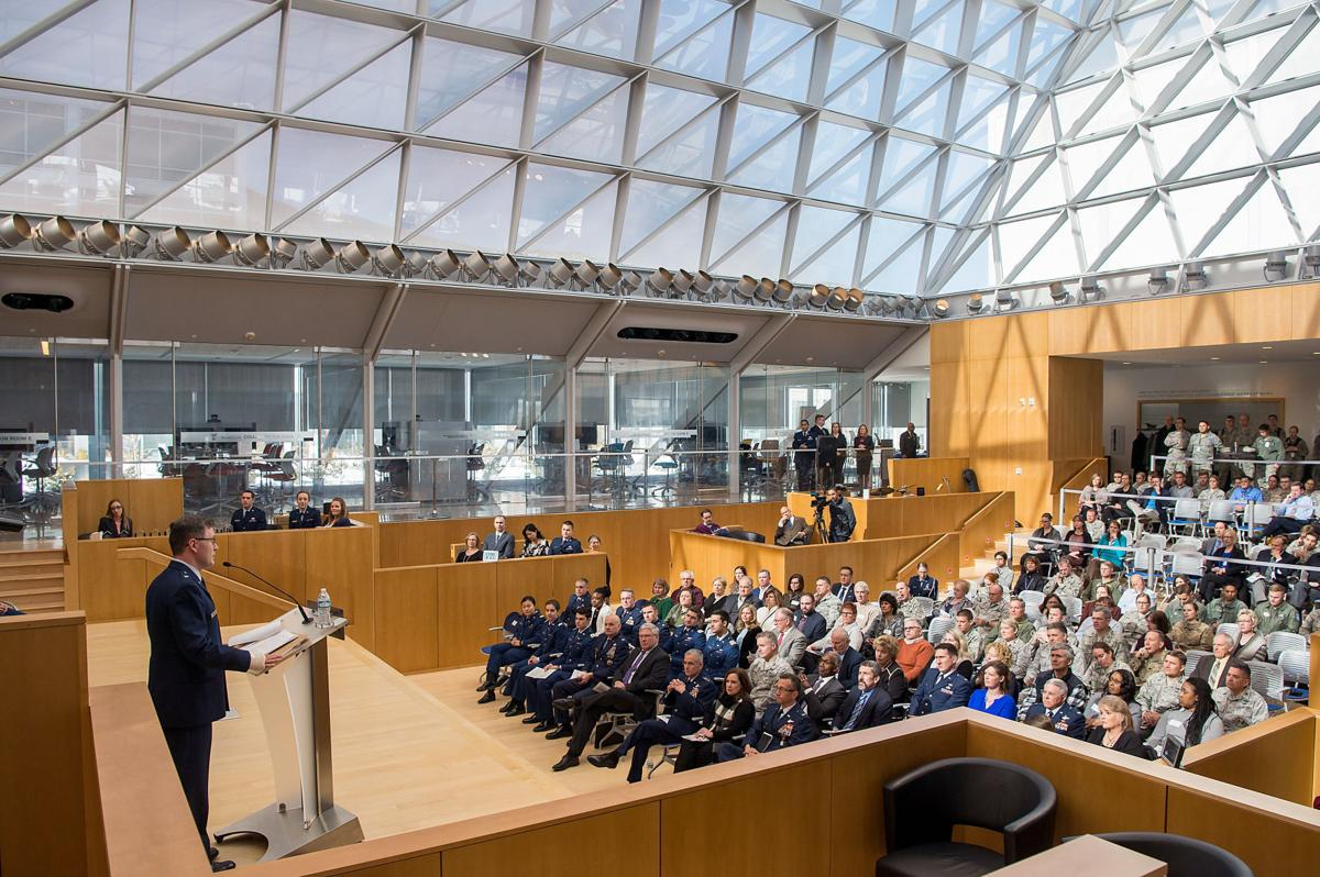 Air Force Academy lauds cadet research efforts