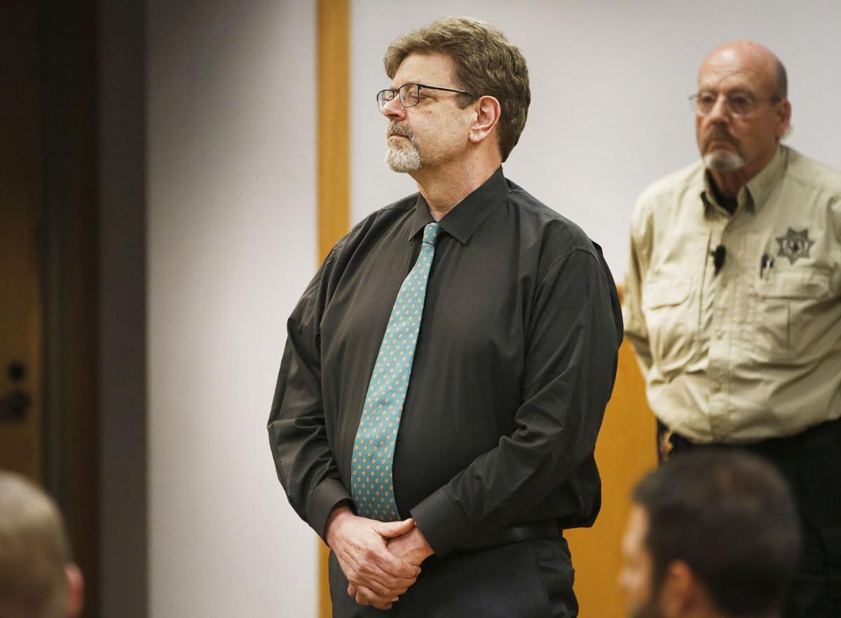 Mark Redwine verdict