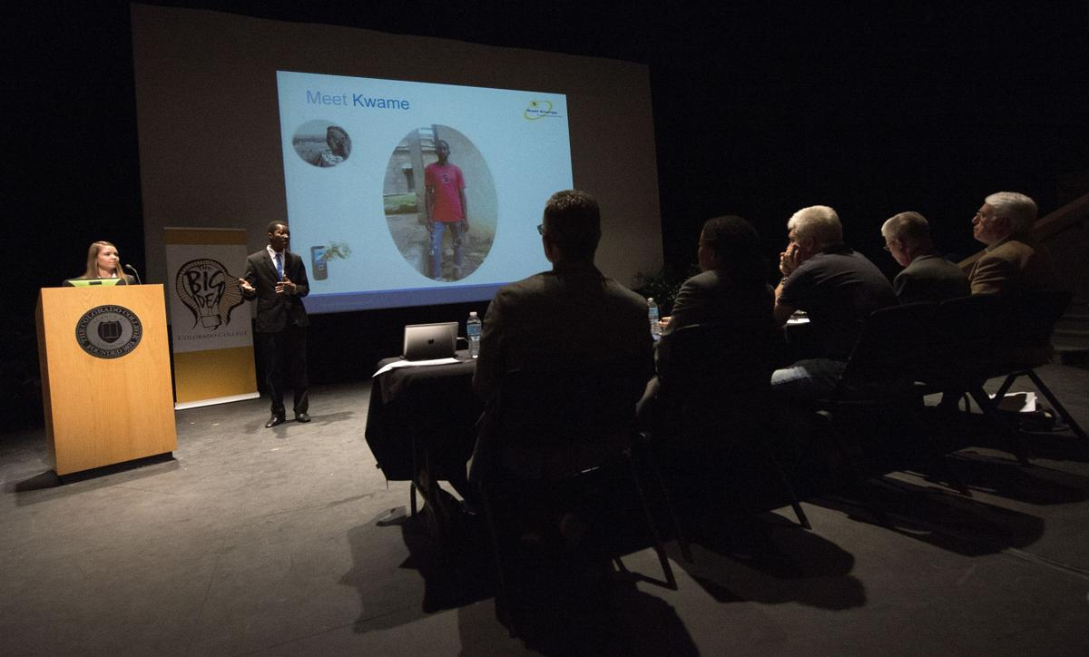 Colorado Springs startup GetOutfitted ices competition in Big Ideas battle