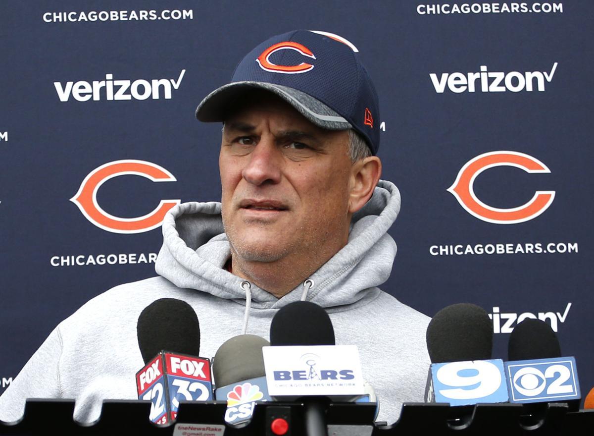 Bears Coaches Football