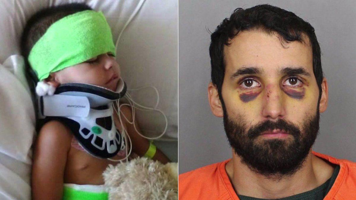 Colorado man pleads guilty trying to kill son in car crash