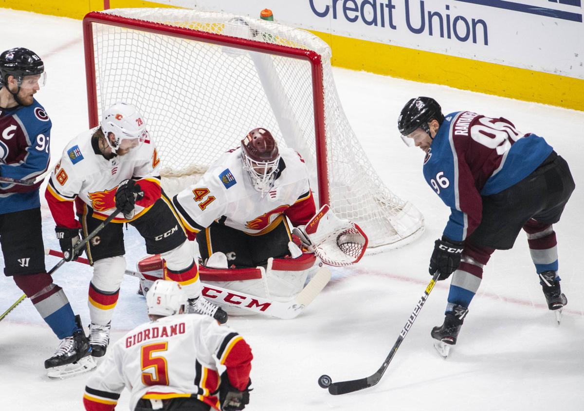Avalanche vs Flames Game 4