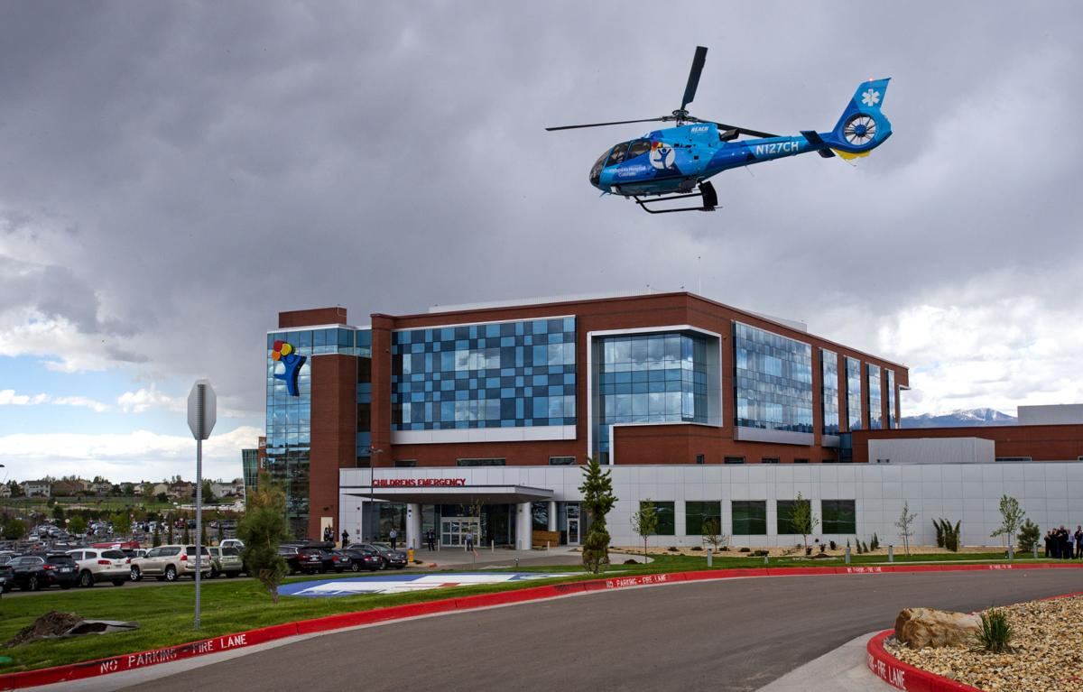 Caring About Our Neighbors As Expected >> New Children S Hospital In Colorado Springs Attracts More Patients