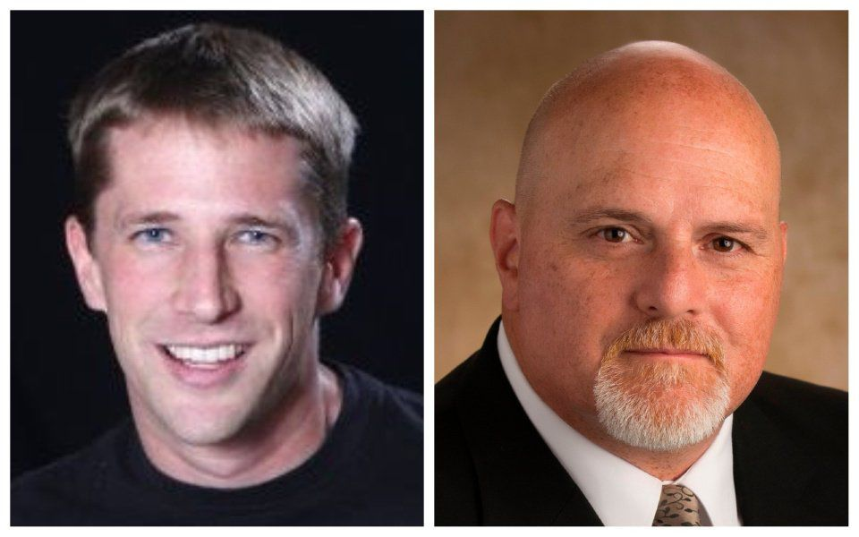 Colorado Springs Movers & Shakers: Ryan Mohling and Chuck Smith
